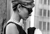 Audrey Hepburn / by Katherine Lande