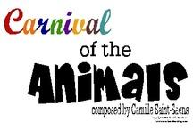 M. C. ~ Carnival of the Animals / by Ann Brandner Westenberg