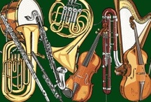 M. C. ~ Instrument Families / by Ann Brandner Westenberg