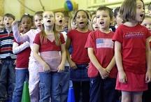 M. C. ~ Singing/Singers / by Ann Brandner Westenberg