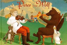 M. C. ~ Peter and the Wolf / by Ann Brandner Westenberg