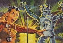My Robot Army / I'm pretty sure I was promised a robot / by Gary Smith