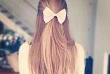 Hair / by Katie Eaton