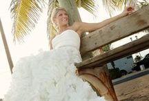 Beach Chic Wedding Dresses / by Karisma Weddings