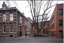 University buildings and facilities / by BA International Studies Leiden University