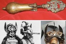 Torture Devices.... / Collection of unbelievable torture devices / by Denise Morgan Kobel Wheelock