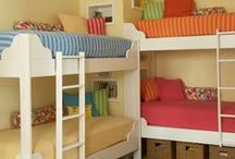 Kids Bedrooms / by Kyla Kirtzinger