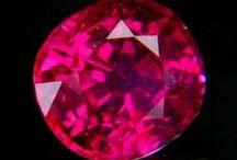 Untreated Rubies / by Wild Fish Gems