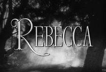 ~Rebecca~ / by Sue Gemmel