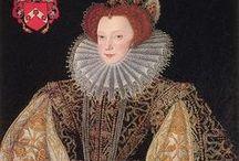Elizabethan era / by Natalia Fashions