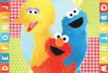 Elmo & Sesame Street / by Dynyce Kelly