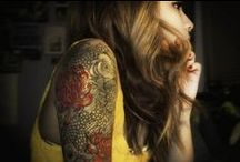 Tattoo / by Ste Yates