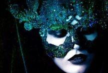 Mysterious Blue  / by Raihana Noori
