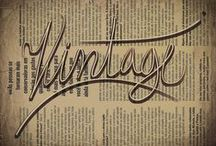 Vintage / by Anki Zaar