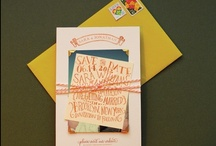 my wedding | stationary / by Donna Caruthers