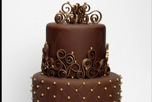 Cakes - Special Occasion / by Judy Heinig