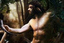 Deities/Mythology  / by Lisa G.