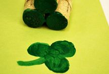 A Wee Bit Irish / Everyone is Irish on St. Patty's Day / by Lori Wichert