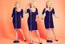 Bette Midler / Artist board for Bette Midler, signed to East West record label. / by East West Records