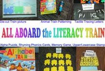 Alphabet Activies & Books / Activities, books, & resources to help teachers & kids / by Chippewa Falls Public Library