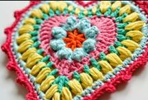 schemi e tutorial crochet / by luisella