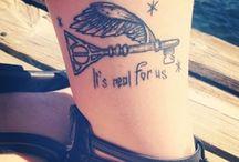 Tattoos & Piercings / by Olivia Beam