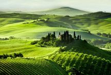 Tuscany as I remember it. / by Jan Dike