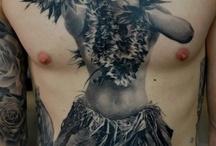 Tattoos / by SURFIO GARCIA