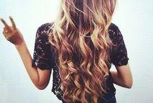 hair colours / by Sandra 27
