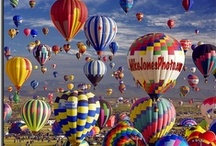 Flying Without Wings / Mostly hot air balloons, a few airships, paragliders & such stuff ... / by The Giddy Limit