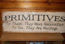 primitive  / Chrissy Thomas-Climer tarafından