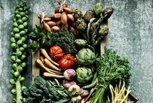 tips on eating plant-centrically / by Tea H