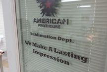 Sublimation / by American Printhouse - Wholesale Screen Printers