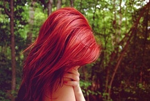 red hair <3 / by Emily Prior