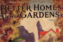Vintage Garden  / by Tricia Tool