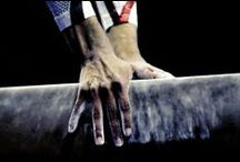 gymnastics / yes, I can do that cool flippy thing. / by Kayleigh Walsh