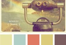Color schemes / by Jade Jarvis