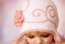 Children's crochet hats, etc. / by Laura Brothers
