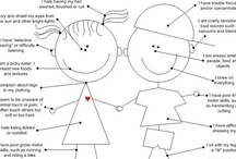 Autism Spectrum stuff / by Janet Turck
