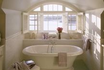 Dreamy Bathrooms ~ / by Lara SpunkyandOutspoken