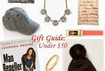 Gift Guide - Holidays 2013 / Great Gift Ideas, Holidays 2013!  / by Taylor