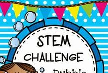 {2nd Grade - STEM} / by Kelsey Digby