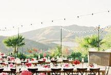 Outdoor Wedding / by Caitlyn K
