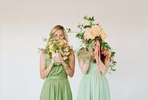 Bridesmaids / by Caitlyn K