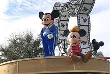 Disney Characters / by Walt Disney World Travel Blog