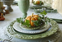 Tablescapes and Centerpieces / by Grandmama Kay