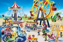Playmobil / by Marcos A