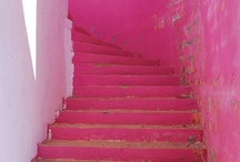 architecture - stairs / by marché montrose