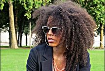 Natural Hair Corner / Natural Hair  / by Dharma J
