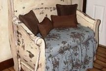 TRASH TO TREASURE / Recycling Objects into something new (Romancing the trash! Ha!) / by THE ROMANTIC ATTIC
